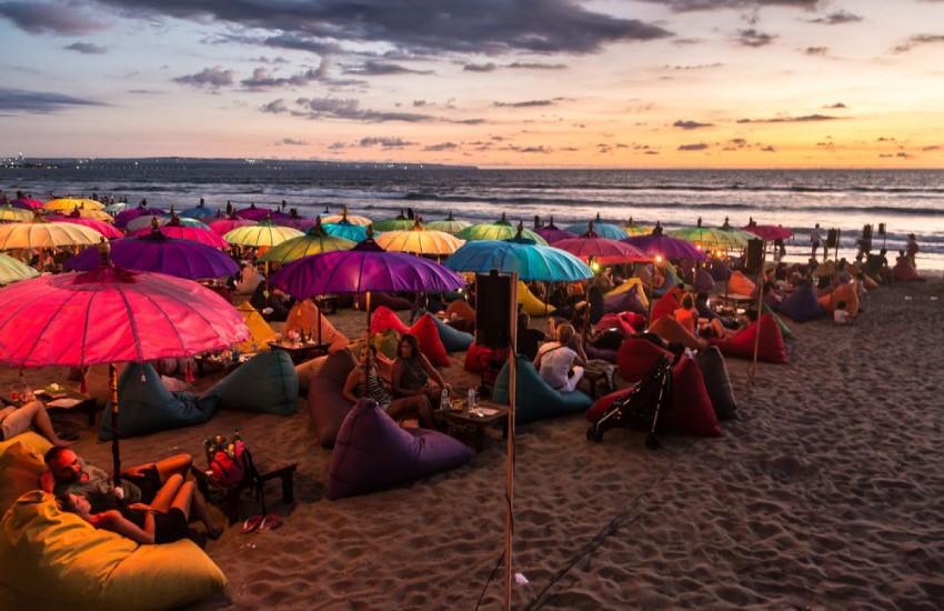 Kuta Beach, Bali Adası