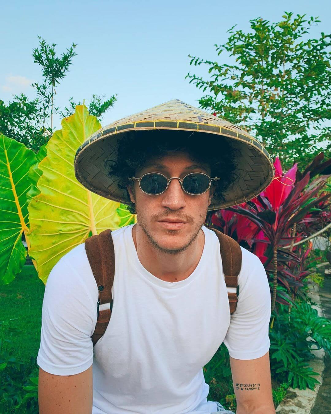 Caner Erdeniz Bali'de!