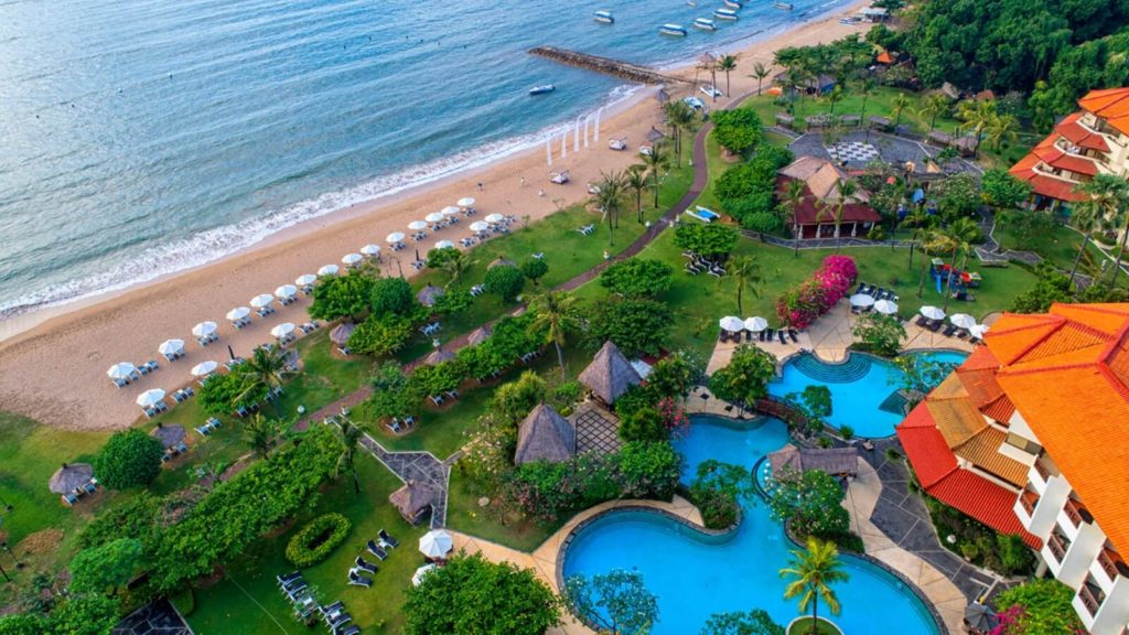Grand Mirage Resort & Spa Nusa Dua Bali
