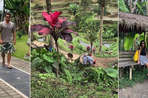 Kıvanç Başak Tatlıtuğ Çifti Bali'de!