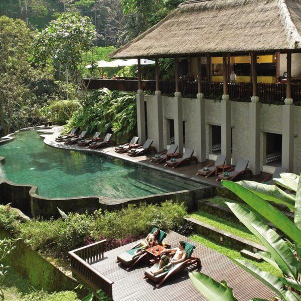 Maya Ubud Resort & Spa Bali
