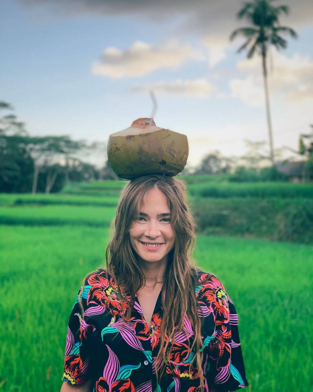 Müge Boz Bali'de!