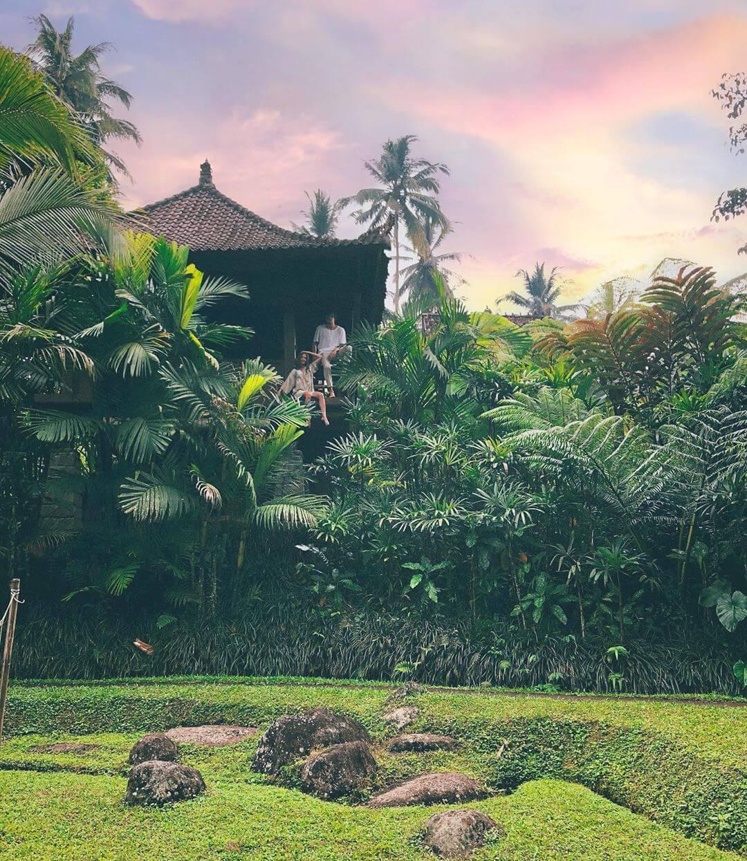 Müge Boz & Caner Erdeniz Bali'de!