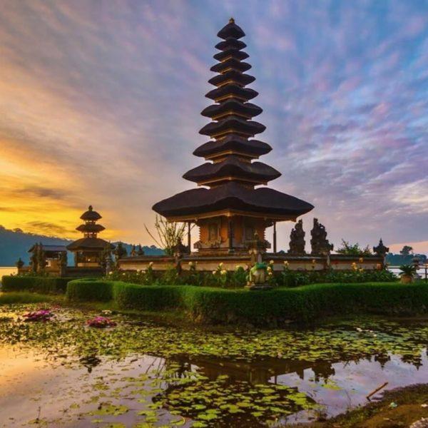 Pura Ulun Danu Bratan Bali