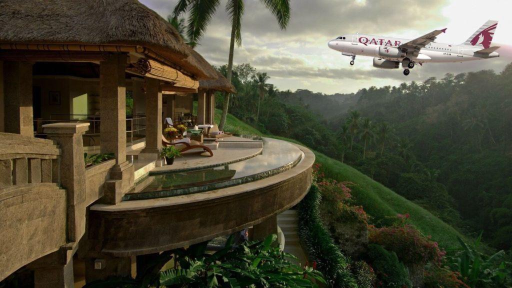 Qatar Hava Yolları ile Bali Balayı Turları