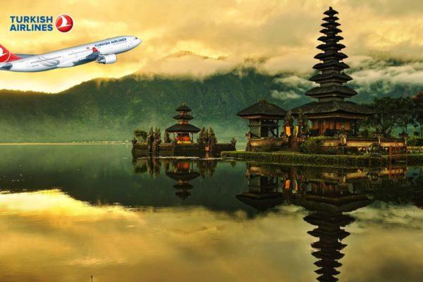 Türk Hava Yolları ile Bali Balayı Turları